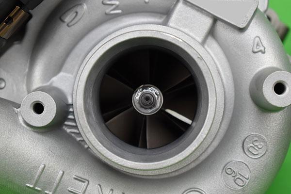 Turbolader Tuning Vorher